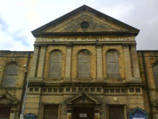 Hull; Lambert Street Primitive Methodist Church