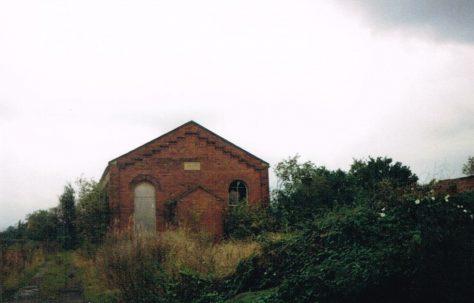 Carlton Primitive Methodist chapel