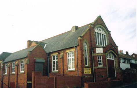 Outwood Bourne Primitive Methodist chapel