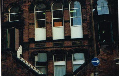 Wakefield; Ebenezer Primitive Methodist Chapel, Market Street