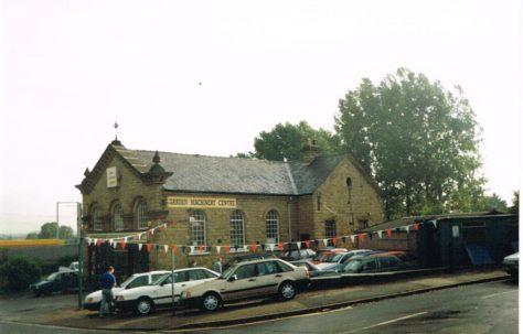 Ackworth, Hillside Primitive Methodist chapel