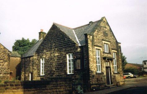 Brackenhill Primitive Methodist chapel