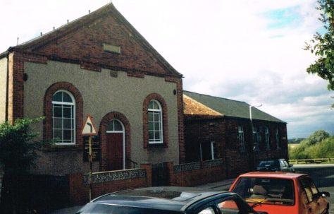 Knottingley Zion Primitive Methodist chapel