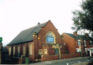 Sharlston Common Primitive Methodist chapel | Keith Guyler 1999