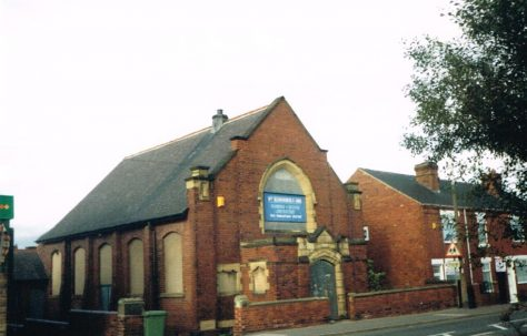 Sharlston Common Primitive Methodist chapel
