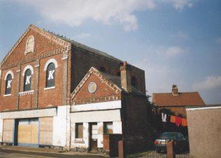 1862 Crowle Bourne Primitive Methodist Chapel, empty in 1991 | Keith Guyler 1991