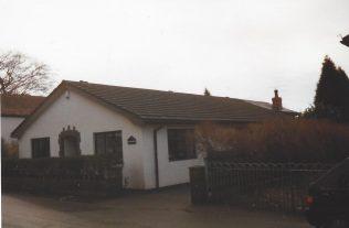 1850 Owston Ferry Bourne Primitive Methodist Chapel/Sunday school in 1998   Keith Guyler 1998