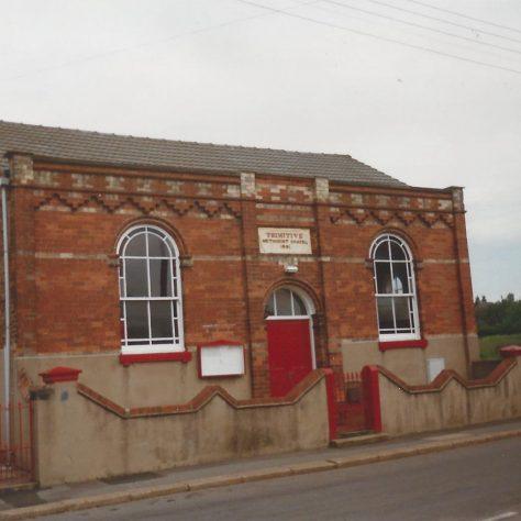 1861 Westwoodside Bethel Primitive Methodist Chapel in 1997.   Keith Guyler 1997