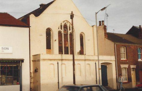 Lincoln Croft Street Primitive Methodist chapel