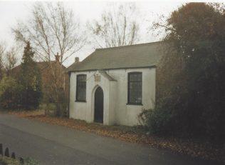 Ryland Primitive Methodist chapel | Keith Guyler 1990s