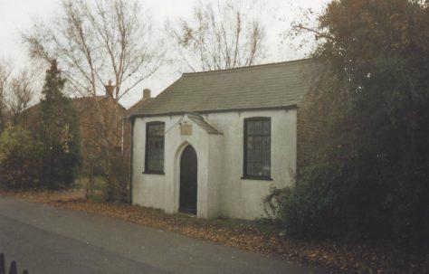 Ryland Primitive Methodist chapel