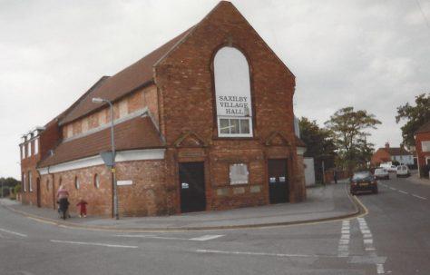 Saxilby Primitive Methodist chapels
