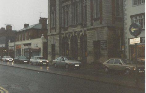 Lincoln Portland Place Primitive Methodist chapel