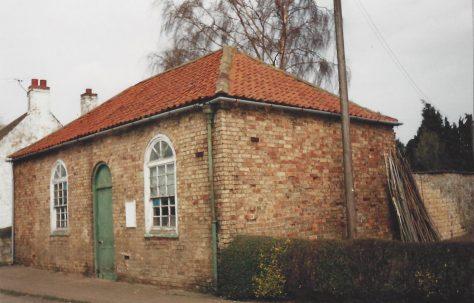 Potterhanworth Primitive Methodist chapel