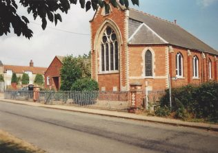 the second Potterhanworth Primitive Methodist chapel | Keith Guyler 1995
