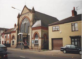 Lincoln Newark Road Primitive Methodist chapel | Keith Guyler 1996