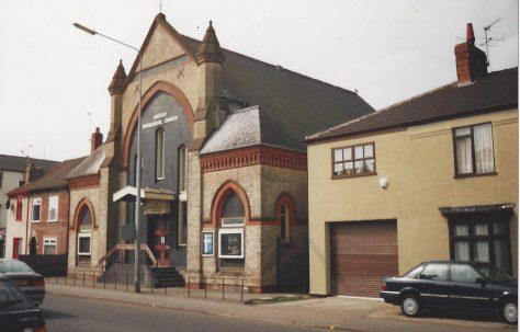 Lincoln Newark Road Primitive Methodist chapel