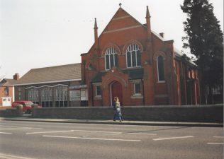 Immingham Bethel Primitive Methodist chapel | Keith Guyler