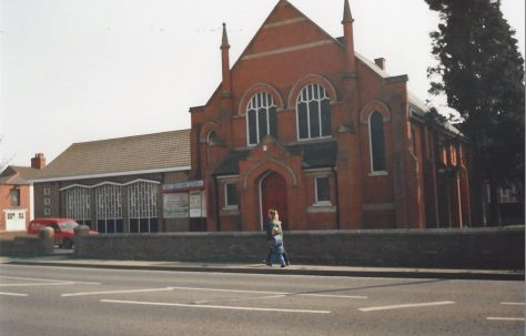 Immingham Bethel Primitive Methodist chapel