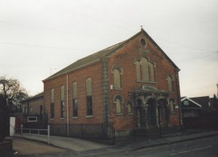 Laceby Caistor Road Primitive Methodist chapel | Keith Guyler 1996