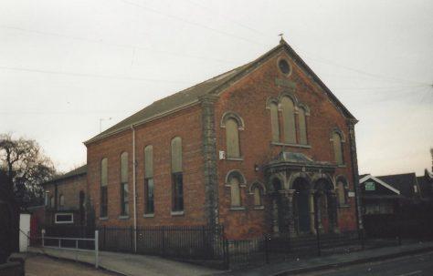 Laceby Caistor Road Primitive Methodist chapel
