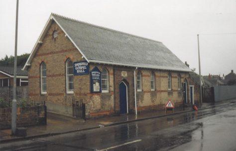 Scartho Primitive Methodist chapel
