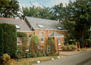 Brigsley Primitive Methodist chapel | Keith Guyler 1995