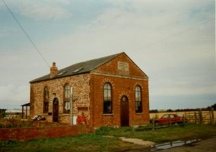 Tetney Lock Primitive Methodist chapel | Keith Guyler 1995