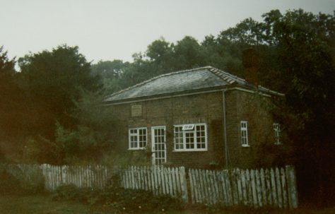 Wold Newton Primitive Methodist chapel