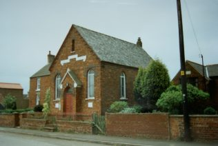 Bishop Norton Primitive Methodist chapel | Keith Guyler 1996