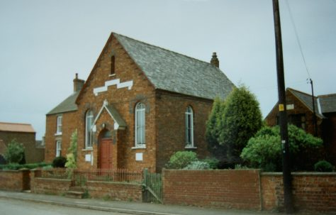 Bishop Norton Primitive Methodist chapel