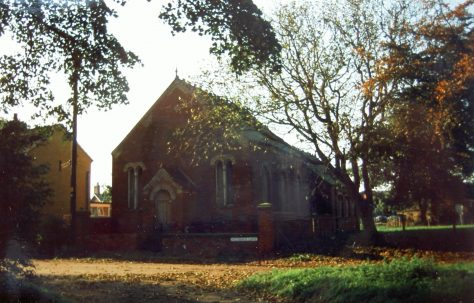 Cadney Centenary Primitive Methodist chapel