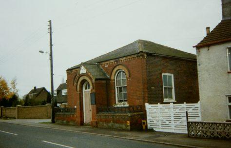 Howsham Primitive Methodist chapel