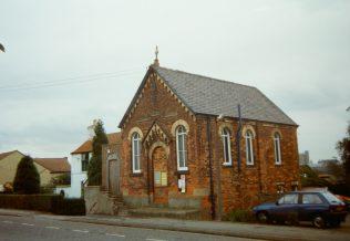 Scawby Brook Primitive Methodist chapel | Keith Guyler 1992
