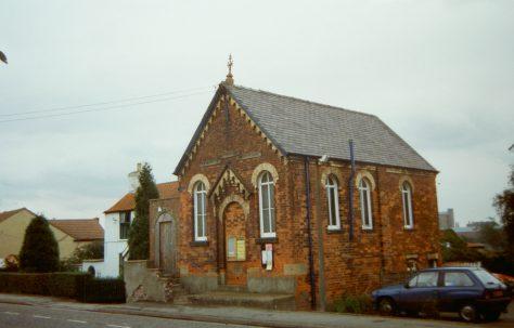Scawby Brook Primitive Methodist chapel