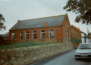 Scawby Shaw Primitive Methodist chapel | Keith Guyler 1992