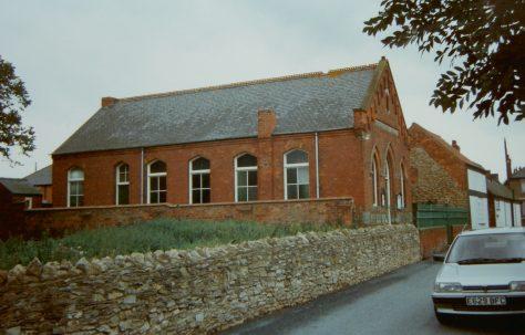 Scawby Shaw Primitive Methodist chapel