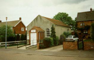 Beckingham Primitive Methodist chapel | Keith Guyler 1996