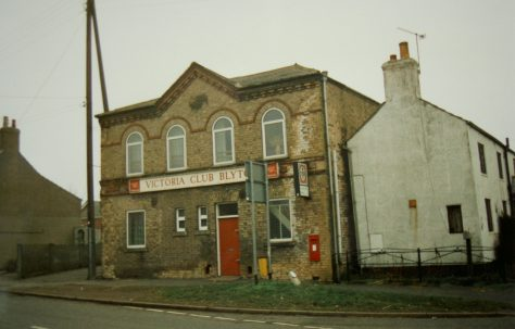 Blyton Primitive Methodist chapel