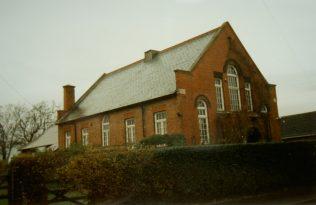 Corringham Primitive Methodist chapel | Keith Guyler 1995