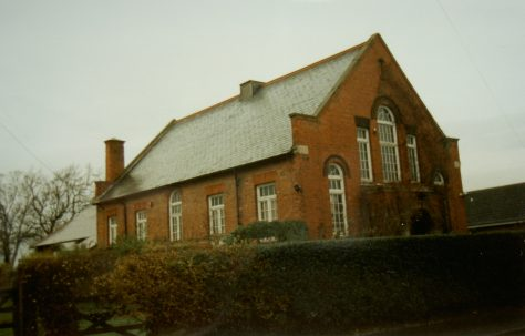 Corringham Primitive Methodist chapel
