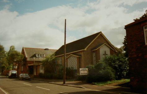 Gainsborough Shakespeare Street Primitive Methodist chapel
