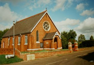 second Gringley Primitive Methodist chapel | Keith Guyler 1995