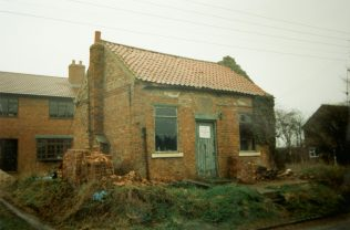 former Kexby Primitive Methodist chapel | Keith Guyler 1996