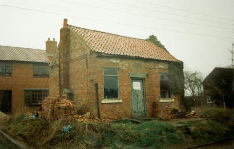 Kexby Primitive Methodist chapel