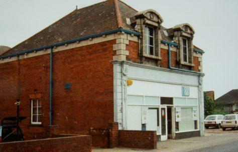 Misterton Central Primitive Methodist chapel