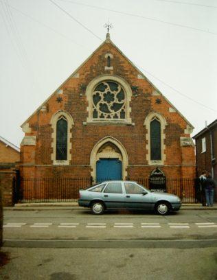 Morton Primitive Methodist chapel | Keith Guyler 1996
