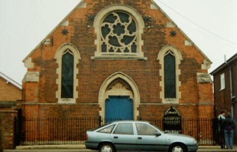Morton Primitive Methodist chapel