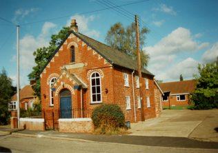 Willingham Bethel Primitive Methodist chapel | Keith Guyler 1995