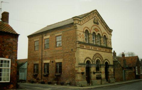 Willoughton Primitive Methodist chapel